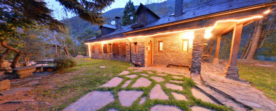 Casa rural valle de aran casarilh viella - Casas rurales valle de aran ...
