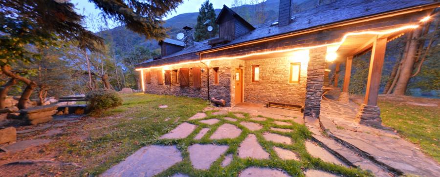 Casa rural valle de aran casarilh viella - Inmobiliarias valle de aran ...